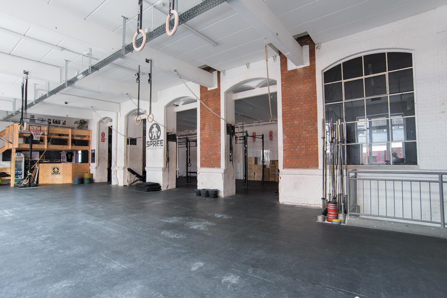 Spree CrossFit Große Halle