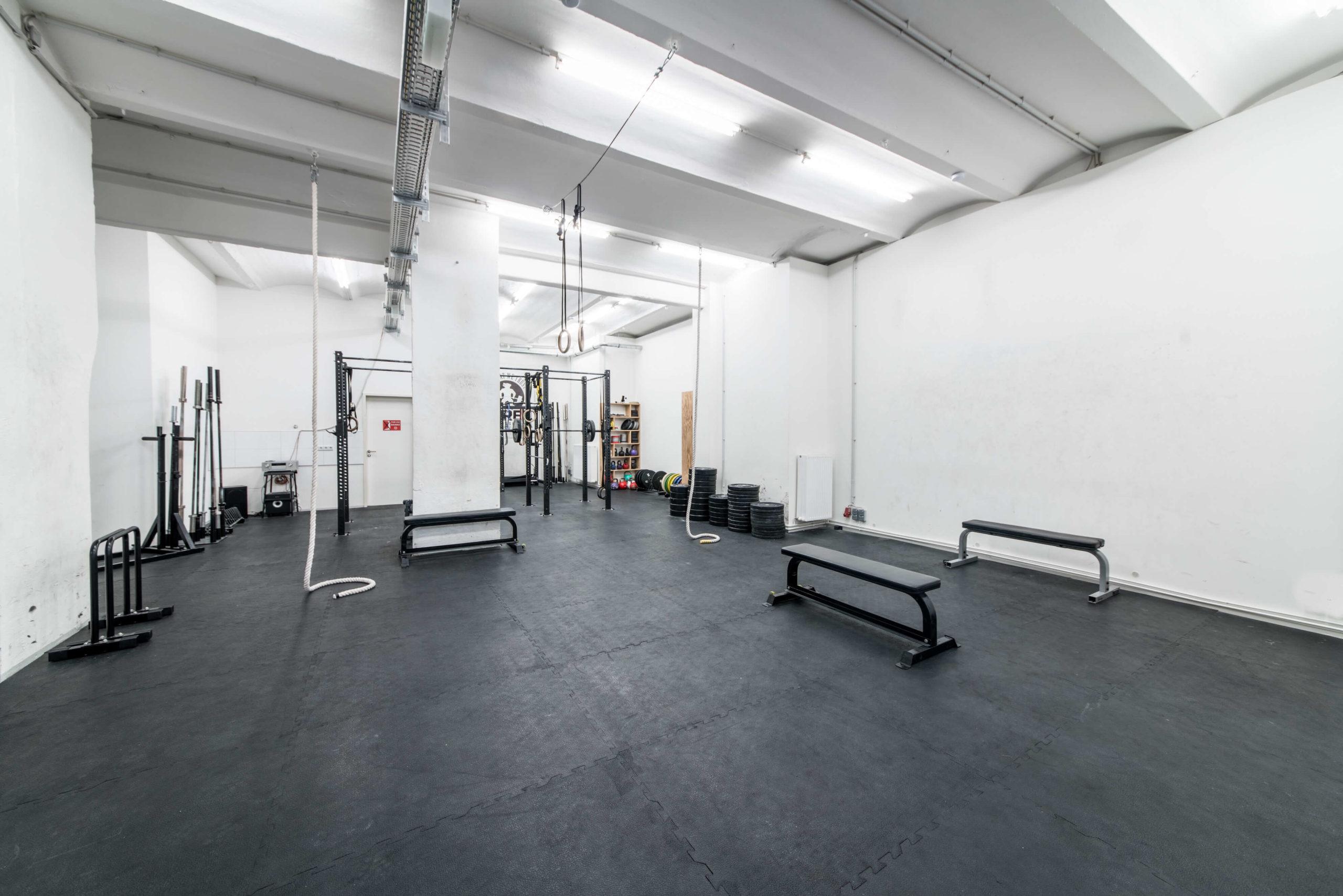 Spree CrossFit small Hall