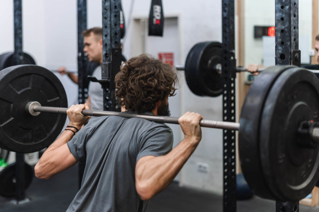 Spree CrossFit Strength Training