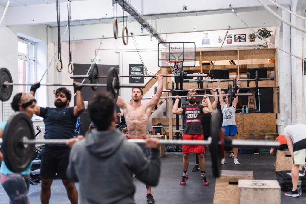 Spree CrossFit WOD