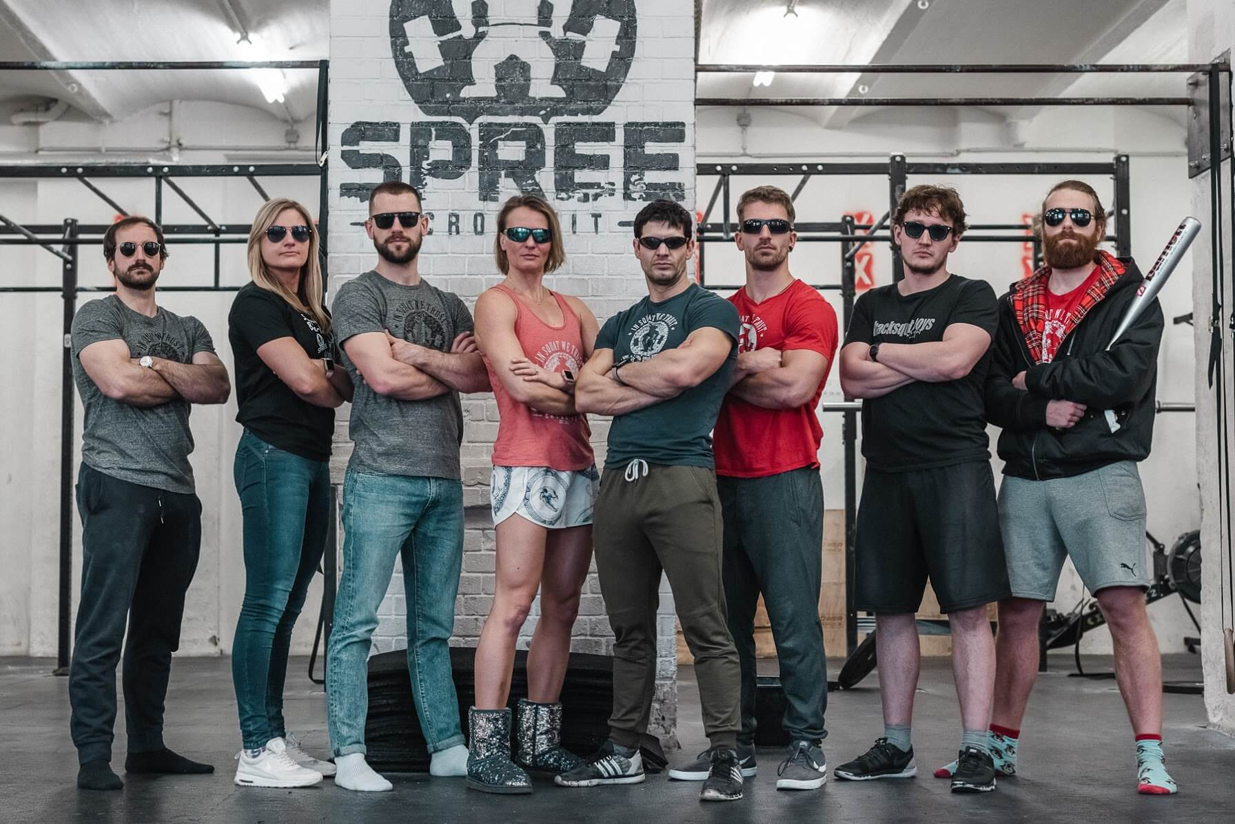 Spree CrossFit Trainer Team 2020